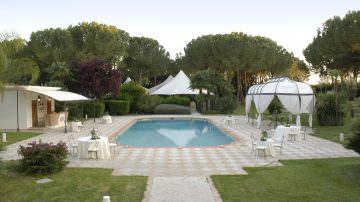 Villa Demetra, Cerignola: Francesca, foggiana DOC va a nozze con Roberto, un dentista piemontese