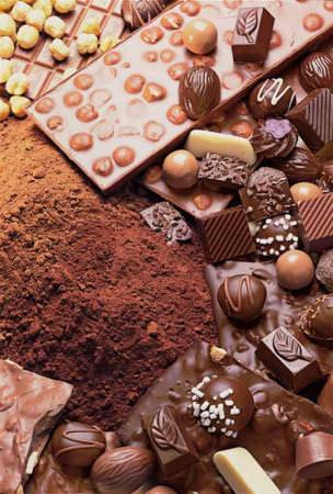 """Praline al Cioccolato da """"Mille e una notte"""""""