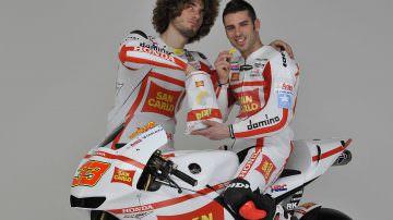 San Carlo ancora sponsor del team Gresini per la stagione 2010/2011
