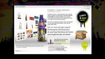 Ceres lancia il concorso online Ceres4Art