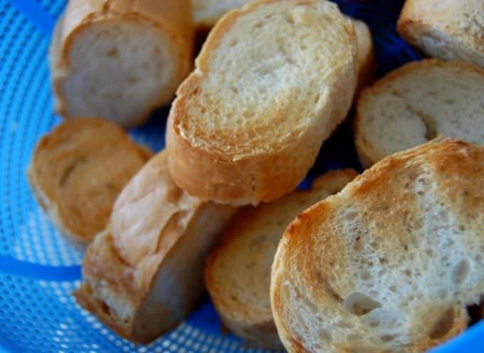 Salsa di erbette per crostini