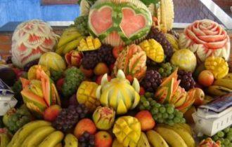Fibromi dell'utero, tanta frutta per la prevenzione