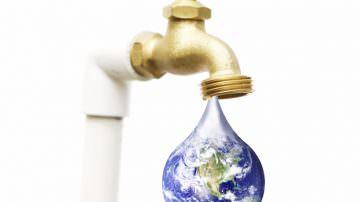 Pesticidi nell'acqua, aumento delle allergie alimentari