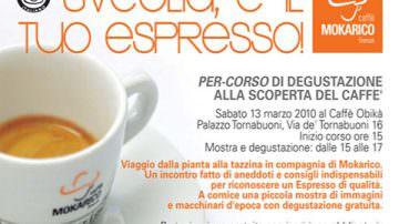"""""""Sveglia, è il tuo espresso!"""", lezioni di caffè gratuite a Fuori di Taste"""