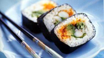 Sushi: i giapponesi lo digeriscono meglio