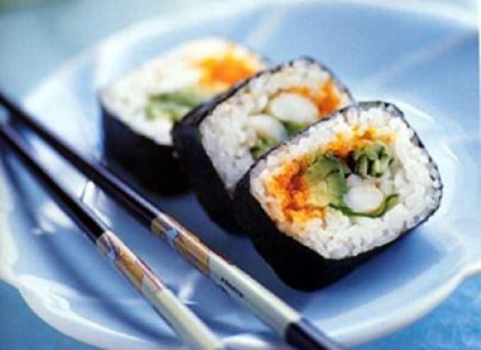 Il sushi stimola la fertilità maschile
