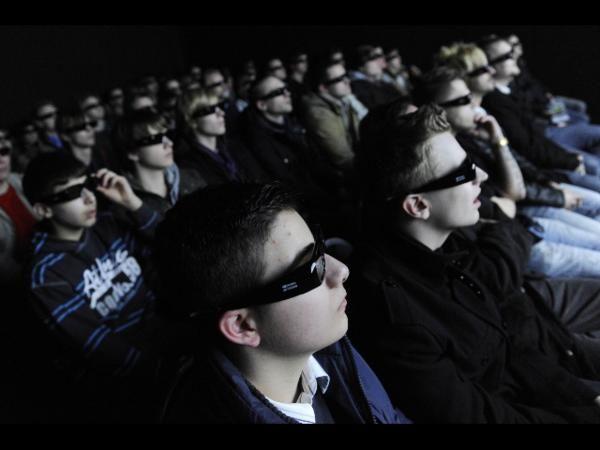 Il Consiglio Superiore di Sanità vieta gli occhiali 3D ai minori di 6 anni