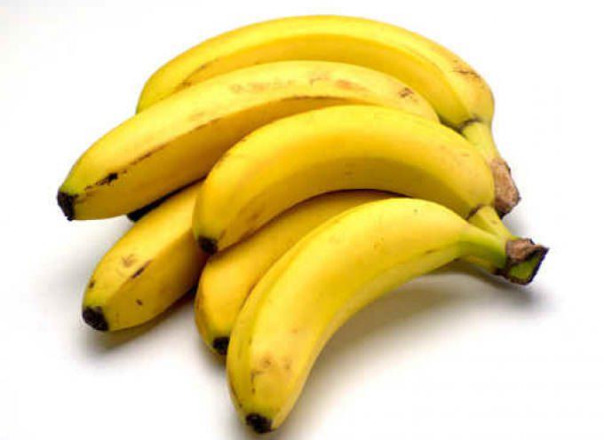 Le banane come difesa contro l'allergia