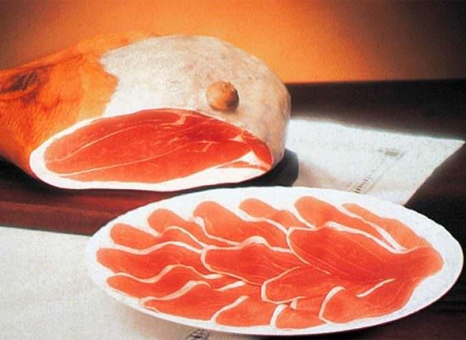 Produzione 2009 del prosciutto di Modena DOP: circa 150.000 cosce marchiate