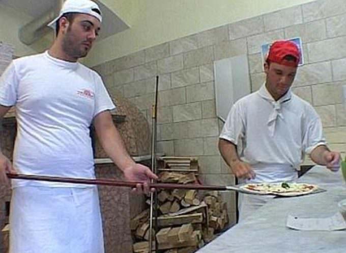 Pizza: il settore va, ma servono lavoratori qualificati