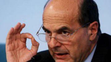 """Bersani: """"Io voglio che il Pd sia anche il partito dell'agricoltura"""""""