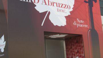 Il vino ambasciatore d'Abruzzo a Vinitaly