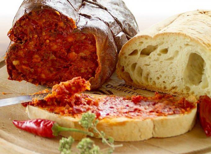 Nduja calabrese… c'è tanto da assaggiare, ancora!!