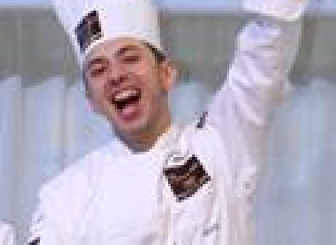 Zanoletti, un cuoco italiano al Bocuse d'or