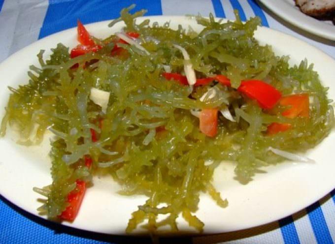Pane alle alghe per perder peso