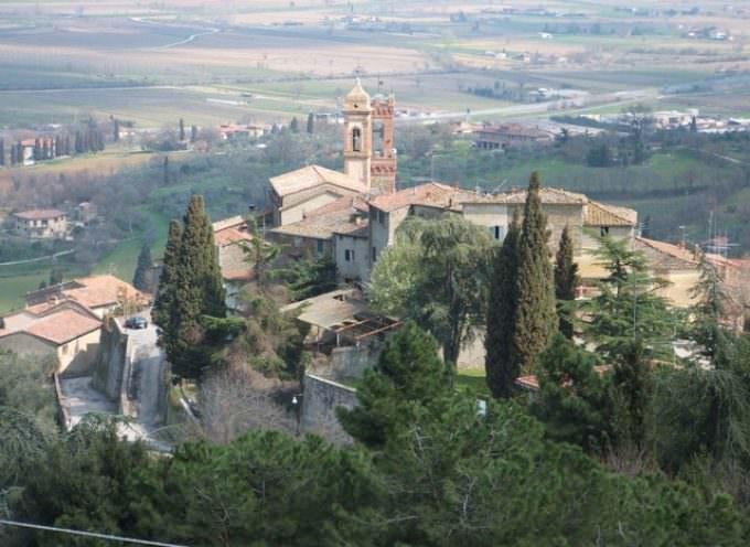 A Guazzino (Siena) per la Festa delle Rocche