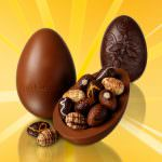 Pasqua, un sorriso col cioccolato dell'uovo