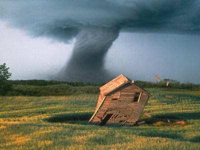 Maltempo: Coldiretti, danni da trombe d'aria e grandine in campagna