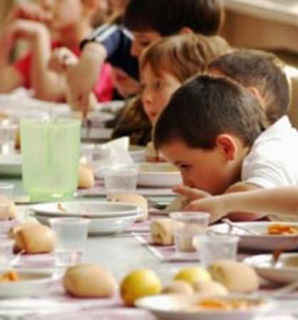 Con un poster, i bambini consumano più verdura