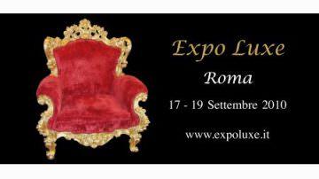 Expo Luxe 2010, il nuovo prestigioso salone del lusso