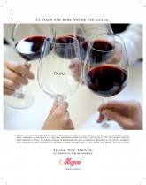 "Vinitaly: ""Thank you driver"""