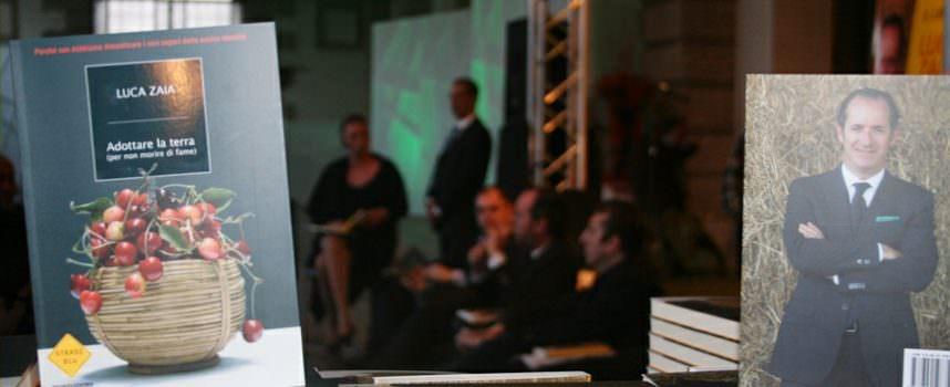 Vinitaly: Presentato il libro di Luca Zaia