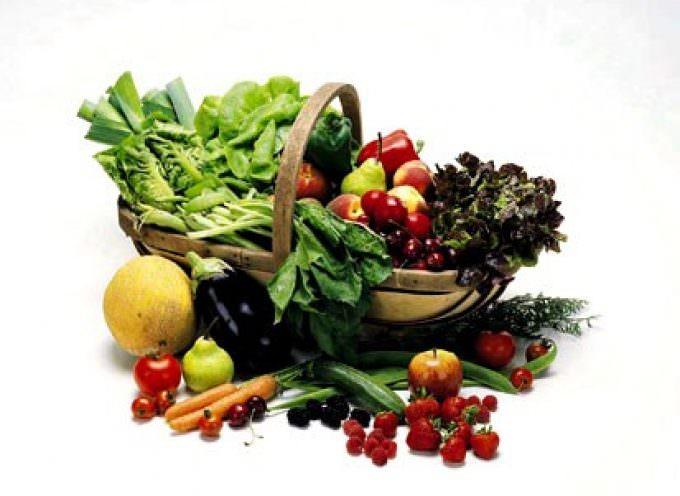 Un superconcentrato di frutta e verdura contro varie malattie