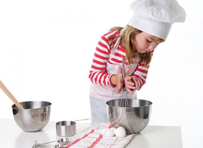 Consumi: Coldiretti, ai fornelli un bimbo su 5 (+28% in 10 anni)