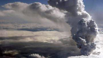 Eruzione vulcanica in Islanda: A rischio l'export di mozzarella