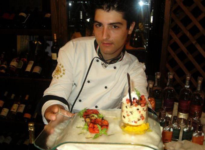 Il giovane camaleonte rampante della cucina, dalla Sicilia alla costa adriatica