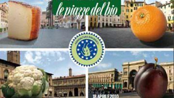 """Confagricoltura ieri in tutta Italia a """"Le Piazze del Bio"""""""