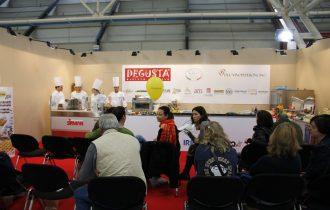 La piazza dei cuochi di Degusta