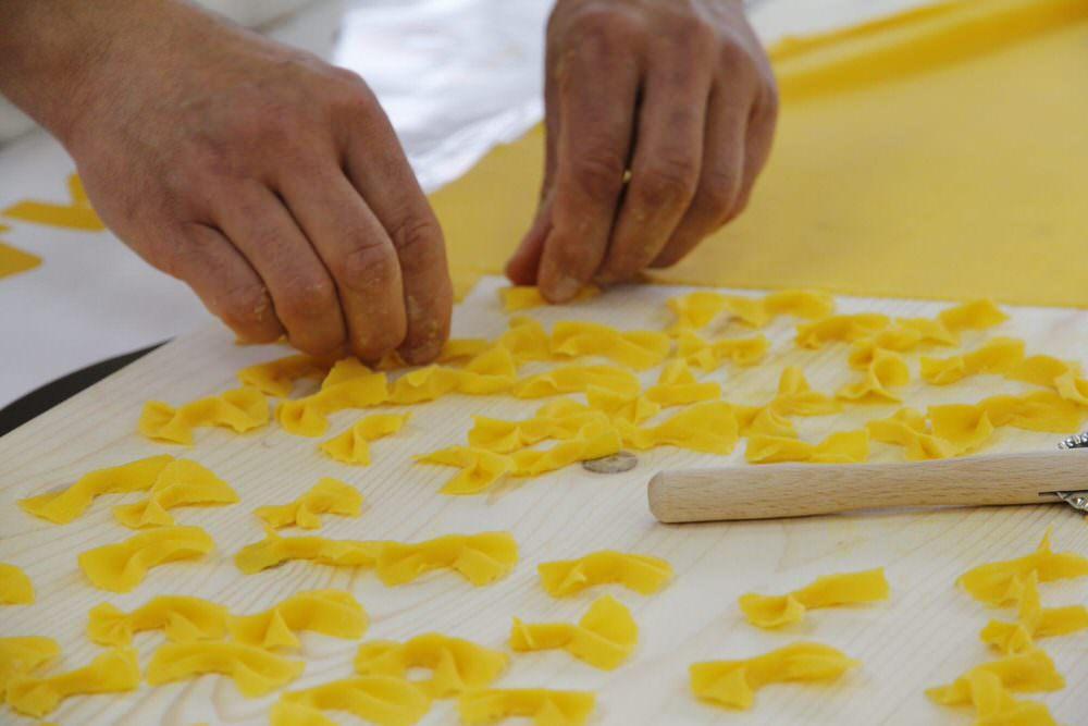 L'Altamarca Trevigiana a PastaTrend con piatti, ricette e assaggi di prodotti