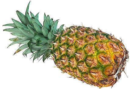 Giubileo, l'ananas con il 200% di vitamina C