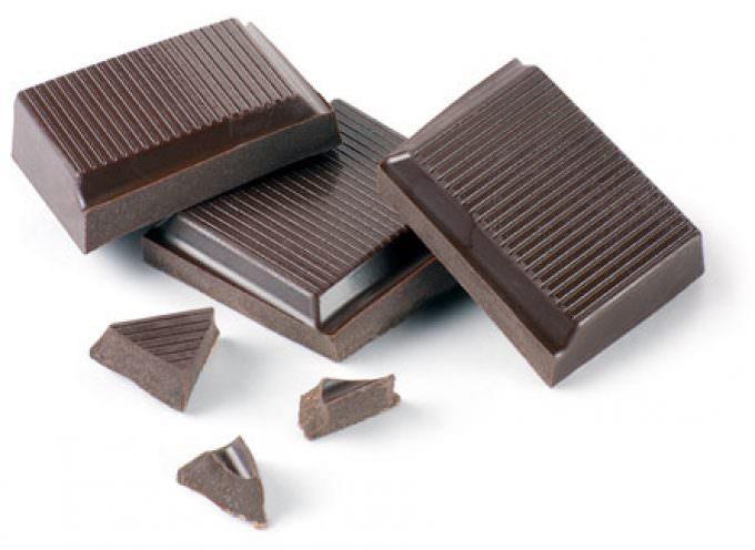 Il cioccolato fondente protegge il cervello dai danni da ictus