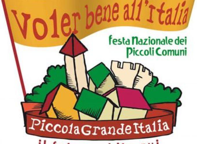 """Scansano (Gr) festeggia con la """"Festa dei piccoli comuni"""""""