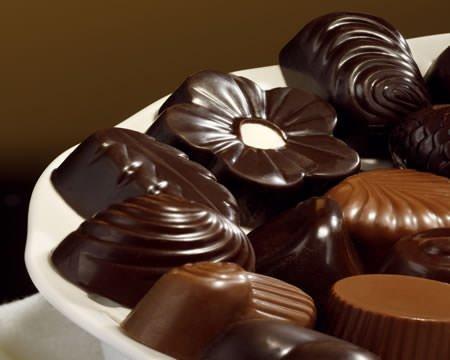Più cioccolato, -30% malattie cardiache