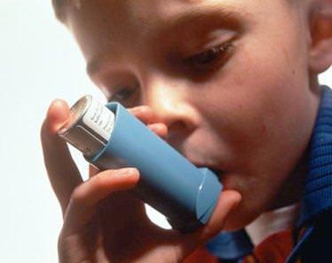L'asma dei bambini è causata dal DNA