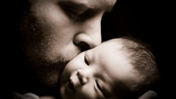 Anche i padri vittime di stress in gravidanza