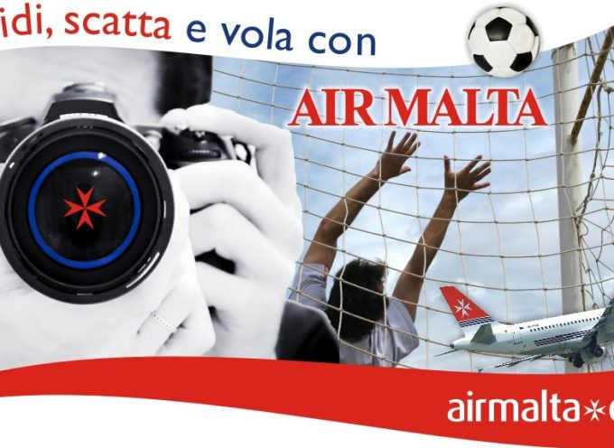 Air Malta fa volare in alto la tua passione interista!