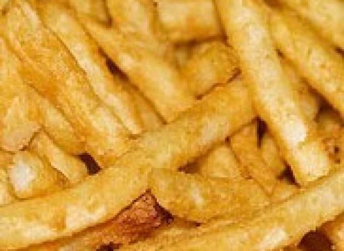 Patatine fritte congelate, pericolo cancro
