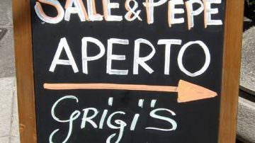 Luca Grigis, il Sale & Pepe e la Nuova Valtellina a tavola