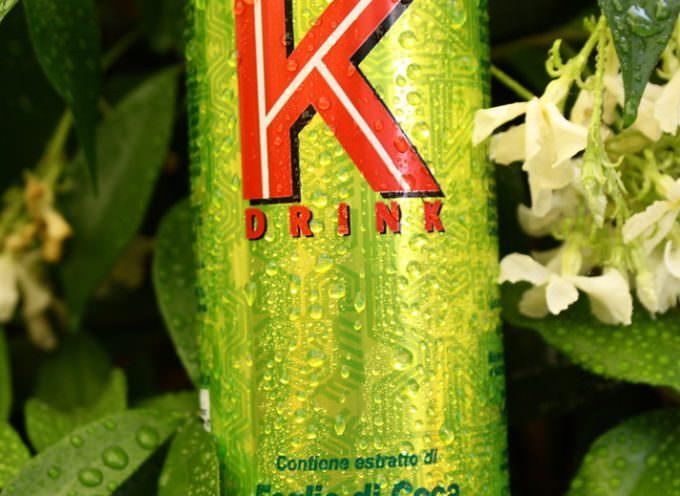 Debutta in Italia KDrink la prima bevanda agli estratti di foglie di coca