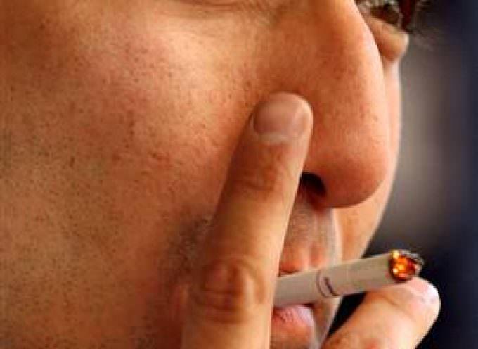 Scoperto fumatore con 50.000 mutazioni nel DNA