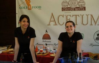 Acetum Balsamic Golf Trophy 2010
