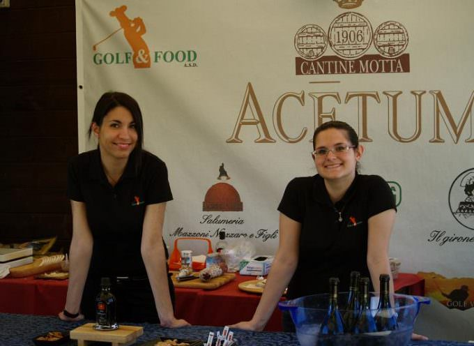Acetum Balsamic Golf Trophy 2010