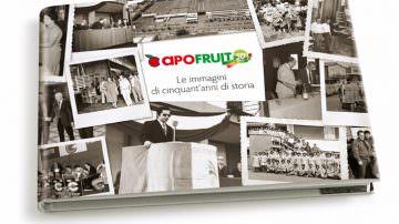 Apofruit festeggia 50 anni con un libro di immagini