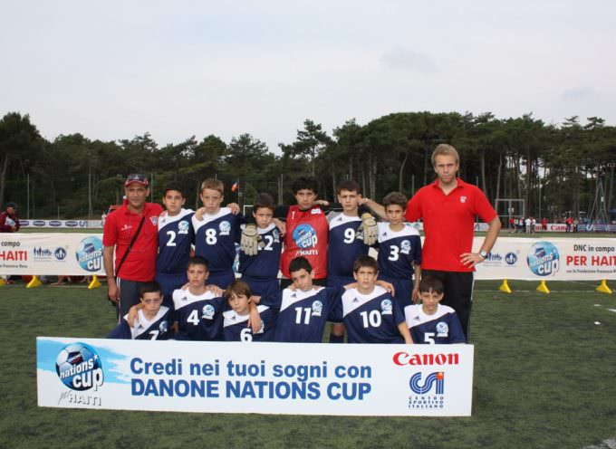 La nuova Tor Tre Teste di Roma si aggiudica la finale della Danone Nations Cup 2010 e volerà in Sudafrica per la finale mondiale
