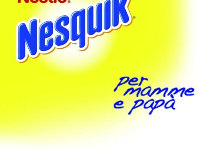 Nesquik, il nuovo sito lo fanno le mamme (blogger)
