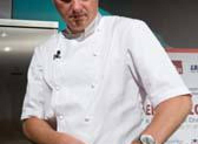 Atherton e il pit-stop della nuova cucina britannica